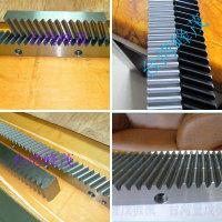 台湾/台湾FM齿轮齿条应用于各式CNC工作母机:切割机,车床,铣床,钻床,...