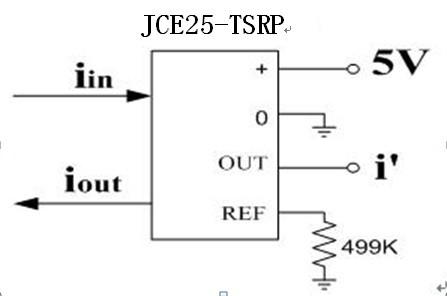 伺服驱动器中电流采样电路的设计