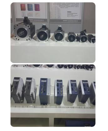 杭州日鼎携伺服产品以及注塑机解决方案参加2014国际橡塑展