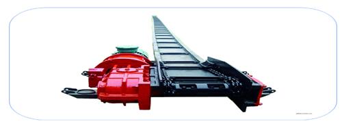 汇川CM3000高压三电平产品在煤矿刮板输送机上的应用