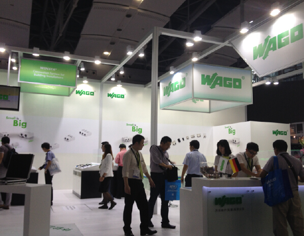 万可亮相国际建筑电气技术展及广州国际照明展