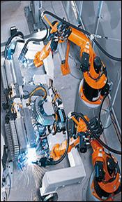 Kuka Systems气体保护焊