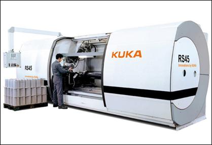Kuka Systems摩擦焊