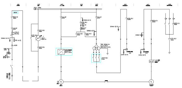 图(4):测试平台操作台   测试平台常用的测试项目主要有以下几点:   1、变频器负载试验   负载试验的目的在于检验变频器能否在额定条件下可靠的工作。在测试平台上可以进行的负载特性试验有:   (1)与电机速度成正比例的负载特性试验;   (2)与电机速度平方成比例的负载特性试验;   (3)阶梯仿真负载特性试验,   (4)用户自定义负载特性试验。   2、变频器实载长期考核及老化试验   根据不同现场工况要求,设计好负载特性以后,让被试变频器按用户规定时间长期运行,以考核被试变频器的长期可靠