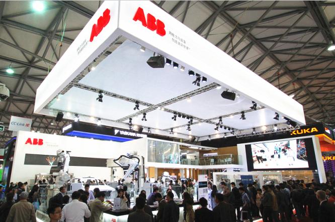 <strong>ABB最新智能技术集体亮相2014工博会</strong>