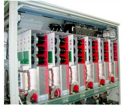 单元结构:电容到igbt采