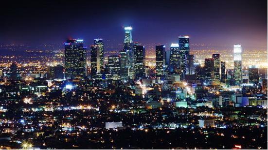 洛杉矶:智能照明
