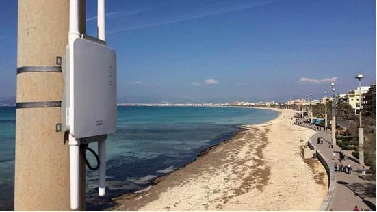 帕尔马:互联网海滩