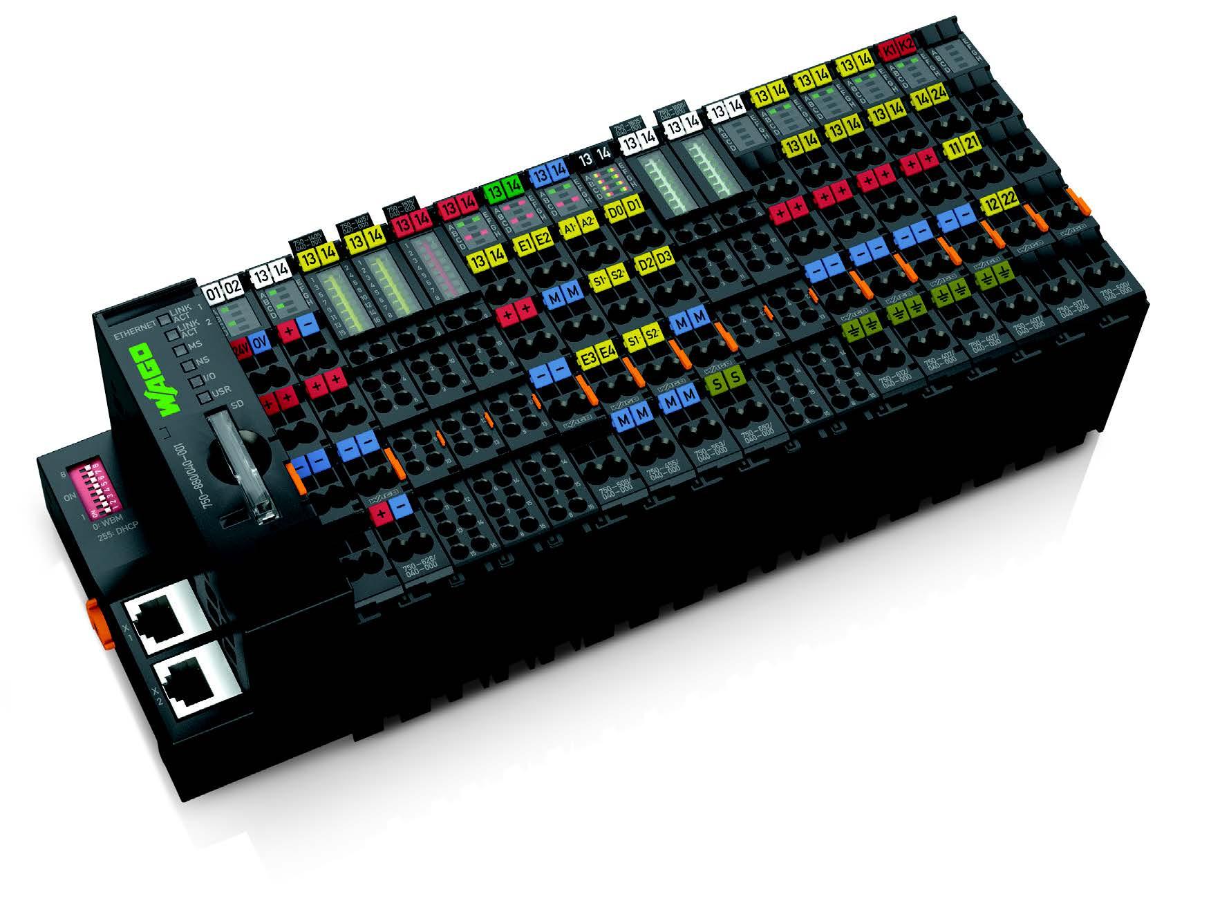 WAGO-I/O-SYSTEM 750XTR系列