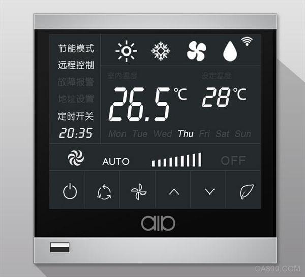 ald绿炫-触摸式温控器