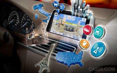 电路板和汽车左右接线图