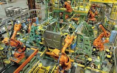 工業4.0 自動化 機器人