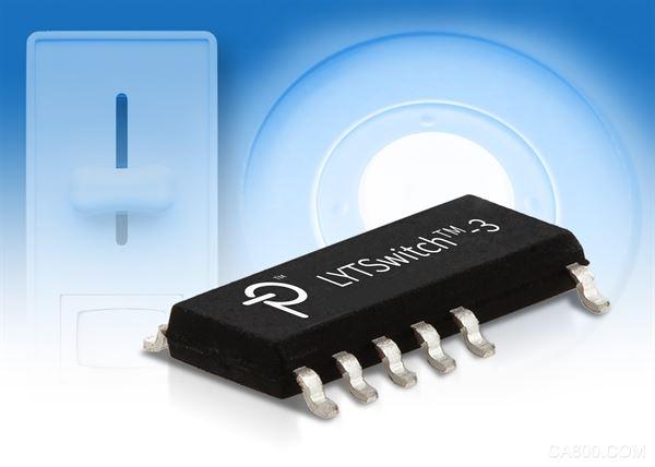 Power Integrations推出全新的LYTSwitch-3 LED驱动器IC,广泛支持各种可控硅调光器