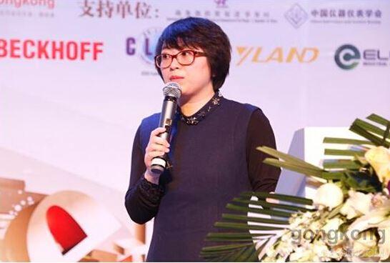 EtherCAT技术协会,中国自动化,互联网+