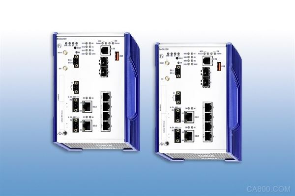 Belden 加强安全操作系统以更好地保护工业网络的安全. (图片: Belden, PR381)