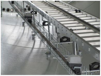 风力发电机,塔筒,威琅电气插接式电源总线
