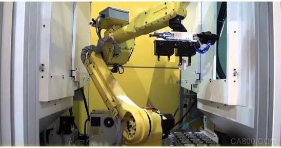 M-20iA机器人 金属加工的小能手