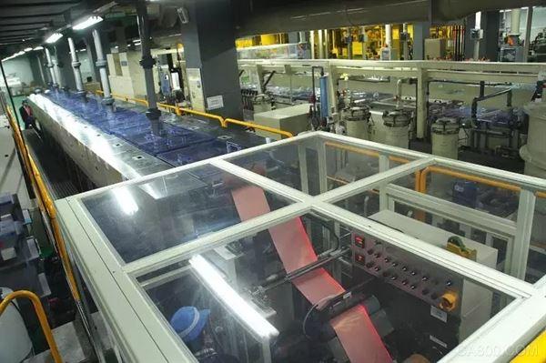 电路板智能工厂