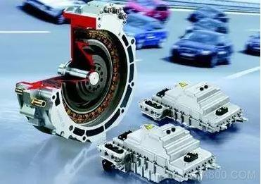 预计到2020年新能源汽车电机驱动系统