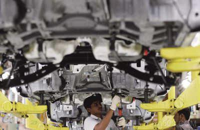 到2025年印度制造业占比将达到25%
