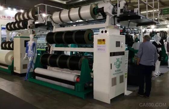纺机 AGV 仓库 机器人