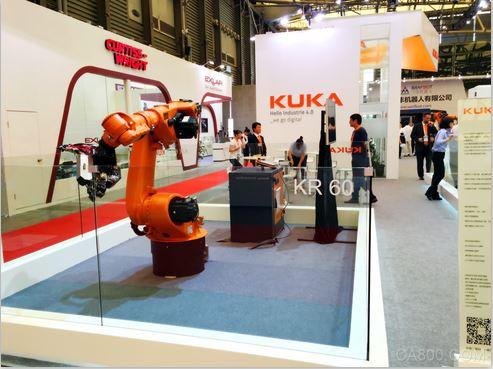 汽车,KUKA机器人,冲压,车身焊接