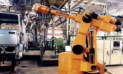工业机器人 汽车 电子