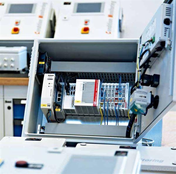 集成式状态监测系统助力实现过程优化