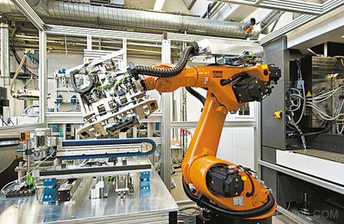 自动化 视觉 机器人