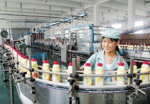 从一瓶水的智能生产窥探中国制造业技术