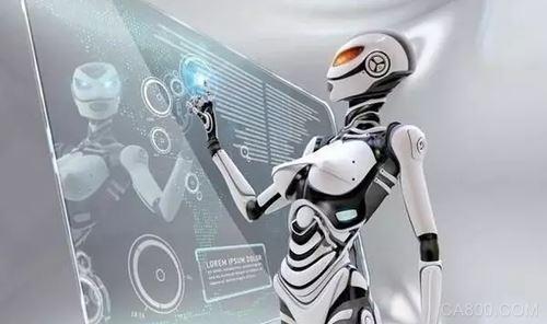 机器人 互联网+