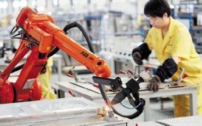 机器人 制造业