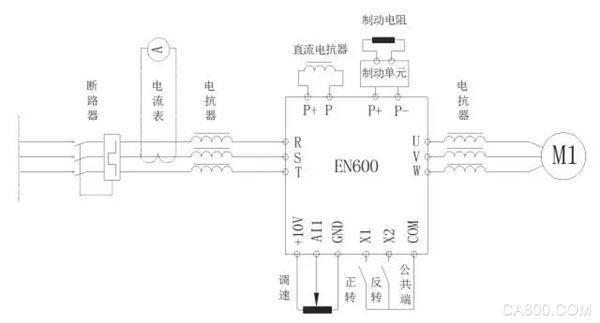 易能 EN500 矢量变频器 变频调速系统