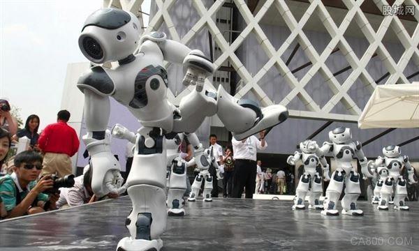 机器人 减速机 伺服电机 控制系统
