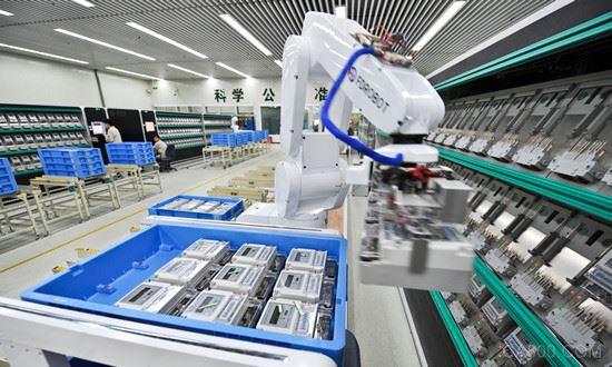 PLC 自动化 智能制造