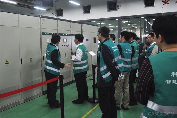 科华 双馈型地铁制动能量回馈装置 电力电子