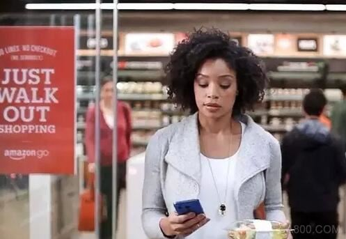 亚马逊 无人超市