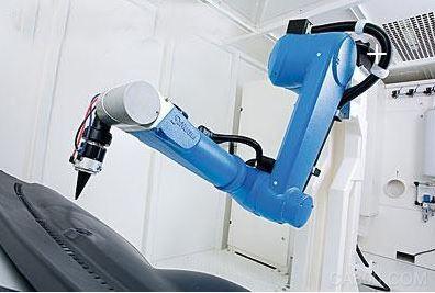 弧焊机器人 定重式灌装