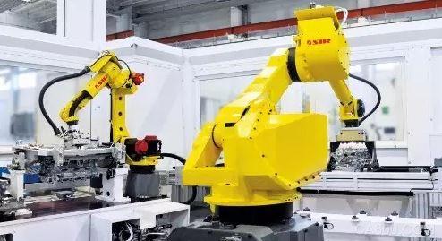 看看国产工业机器人桎梏所在