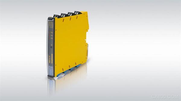 图尔克 温度测量放大器 IMX接口技术 控制柜 精确设备