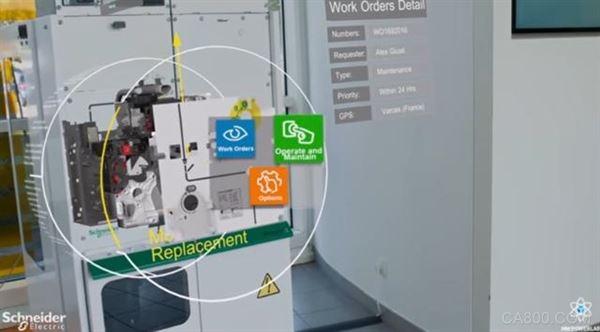 施耐德电气收购VR企业 加强沉浸式模拟培训功能