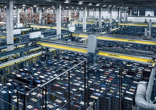 """佳通美国新建自动化物料搬运轮胎""""梦工厂"""""""