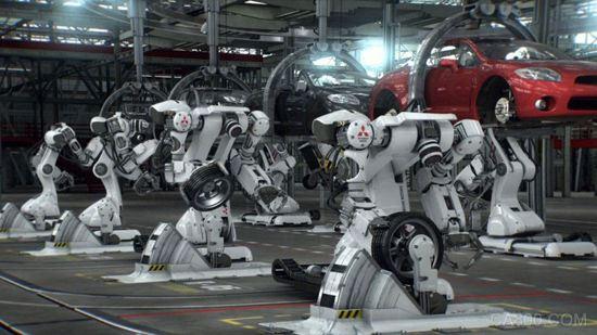 自动化 机器人