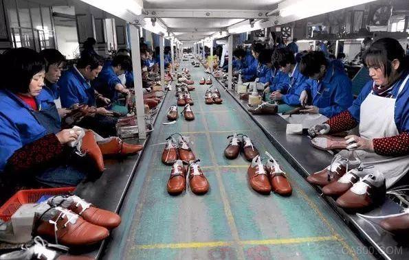 自动化 制鞋厂