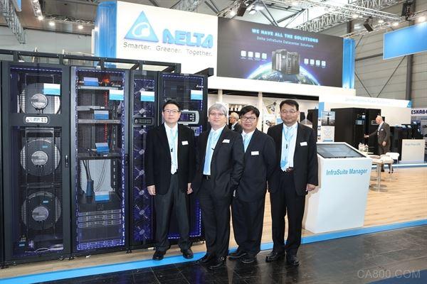 台达,预装式货柜型数据中心基础设施方案(,不间断电源系统