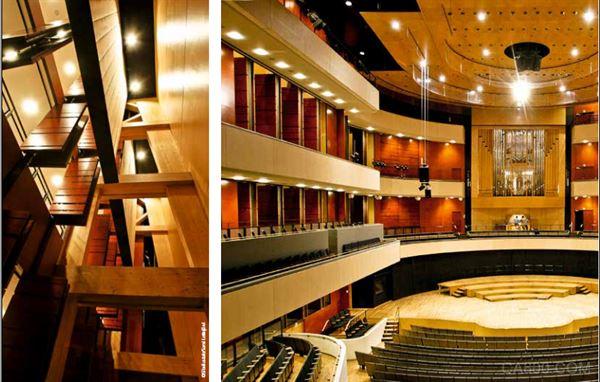 芬兰,Beckhoff,嵌入式控制器,音乐厅音响效果
