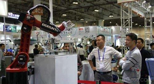 厦门工博会,智能制造,工业机器人