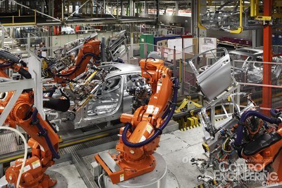 工业机器人,汽车工业,搬运