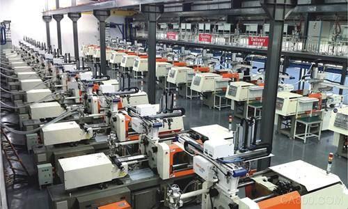 英威腾,工业化