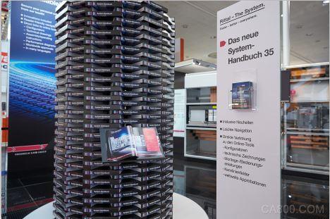 汉诺威工业博览会,威图,冷却设备